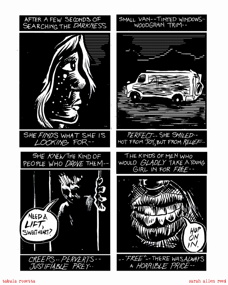 Never Another Cold Night, Part 1 Page 8